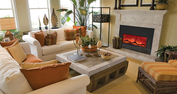 electric fireplaces in fairfield county ct