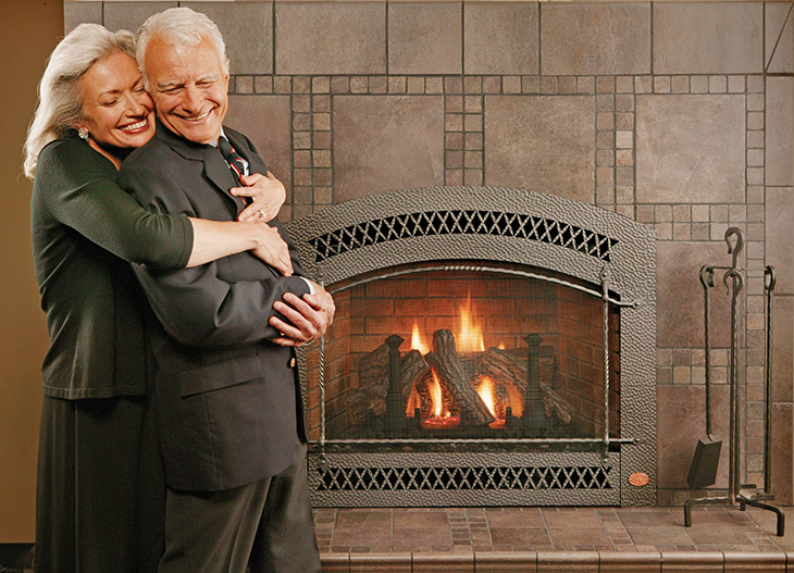 CT Hearth Store offers a great selection of gas fireplace inserts. Serving Weston