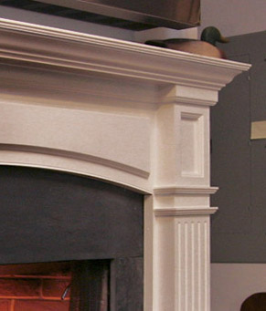 custom mantels fairfield
