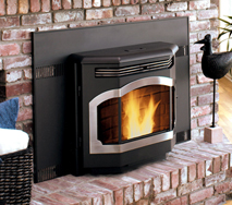 pellet stove insert fairfield ct