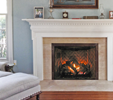 ZC Zero Clearance Fireplace