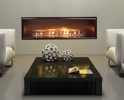 Best Linear Gas Fireplace