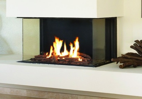 Modern style gas fireplaces contemporary gas fireplacesyankee doodle stove fireplace - Cool contemporary fireplace design ideas adding warmth in style ...