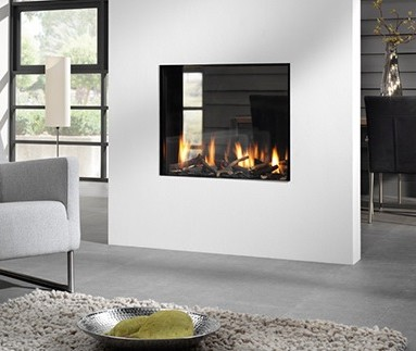 Beautiful Modern Styled Fireplaces