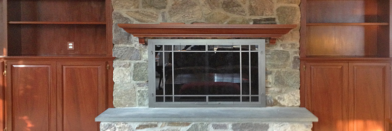 stone fireplace surround fireplace insert new fairfield, monroe, danbury, newtown ct