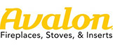 avalon fireplaces and stoves