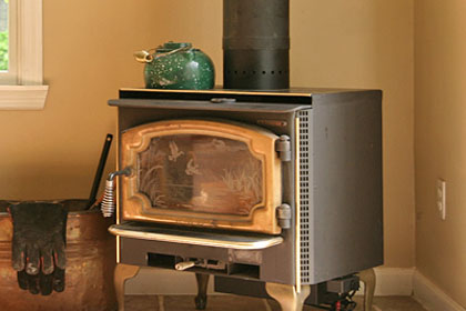 norwalk ct wood stove install in fairfield county