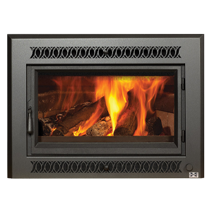 FIREPLACE X – Large Flush Rectangular