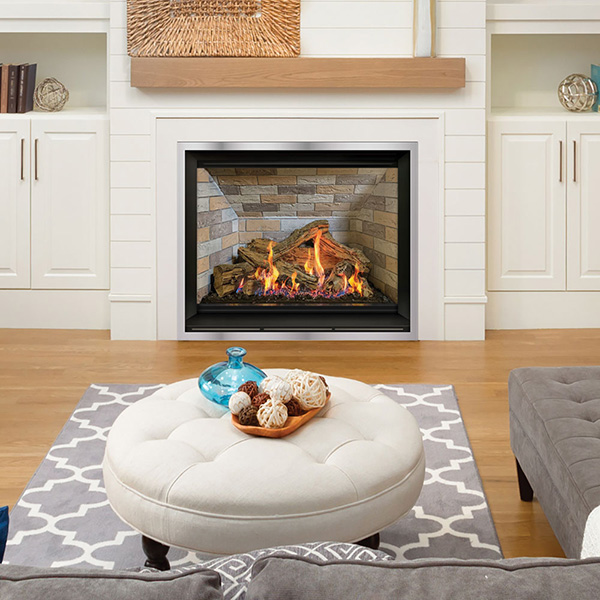 gas fireplace install in Greenwich CT
